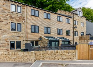4 bed town house for sale in Howgate Road, Slaithwaite, Huddersfield HD7