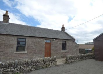 Thumbnail 2 bed cottage to rent in No2 Kinneries Farm Cottage, Forfar