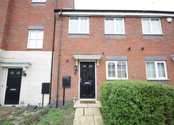 Thumbnail 2 bed end terrace house to rent in Girton Way, Mickleover, Derby