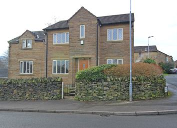 Thumbnail 5 bed detached house for sale in Birmingham Lane, Meltham, Holmfirth