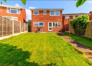 Thumbnail 3 bed detached house for sale in West Drive, Bonehill, Tamworth