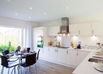 "Thumbnail 2 bed semi-detached house for sale in ""Beeley"" at Monument Road, Chalgrove, Oxford"