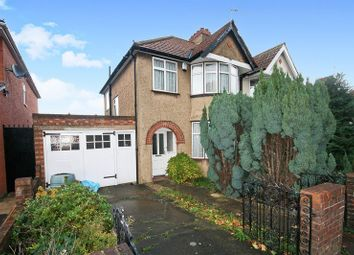 Thumbnail 3 bed semi-detached house for sale in Eastcote Avenue, Wembley