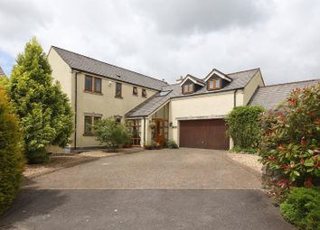 Thumbnail 4 bedroom detached house for sale in Maes Y Gollen, Creigiau, Cardiff