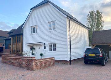 Woodgate Close, Borden, Sittingbourne ME9. 3 bed detached house
