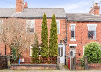 Thumbnail 3 bed terraced house for sale in Princess Street, Chesterfield, Derbyshire