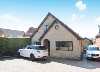 Thumbnail 4 bed detached house for sale in Rackford Road, North Anston, Sheffield