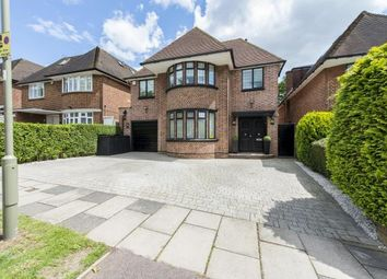 Thumbnail 6 bed detached house for sale in Connaught Drive, Suburb Borders, London
