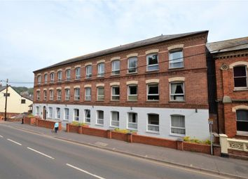 Thumbnail 1 bedroom flat for sale in Redvers House, Union Road, Crediton, Devon