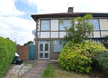 Thumbnail End terrace house for sale in Clarendon Road, Cheshunt, Waltham Cross, Hertfordshire