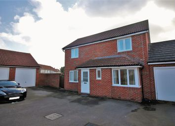 Thumbnail 3 bed detached house for sale in Cavalier Close, Bridgwater