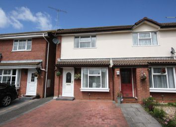 Thumbnail 2 bed terraced house for sale in Falcon Gardens, Wick, Littlehampton