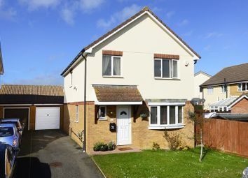 Thumbnail 4 bed detached house for sale in Cornflower Close, Weymouth