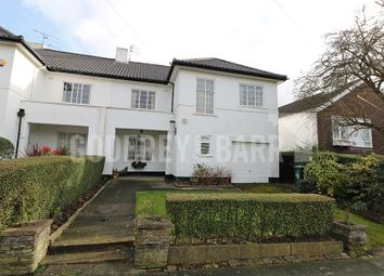 Thumbnail 4 bed semi-detached house for sale in Ossulton Way, London