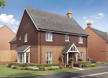 """Thumbnail 4 bed detached house for sale in """"The Fairford"""" at Boorley Green, Winchester Road, Botley, Southampton, Botley"""