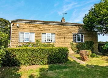 Thumbnail 3 bed detached bungalow for sale in Firsby Road, Halton Holegate, Spilsby
