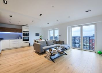 Thumbnail 2 bed flat to rent in 1 Exchange Gardens, London