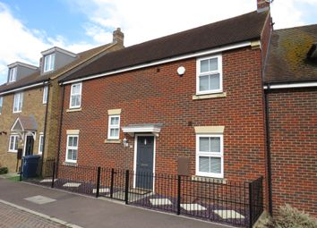 Thumbnail 4 bed link-detached house for sale in Bellflower Drive, Yaxley, Peterborough