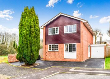 Thumbnail 4 bed detached house for sale in Lingfield Drive, Worth, Crawley