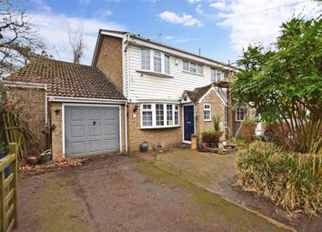 3 bed end terrace house for sale in Reynolds Fields, Higham, Rochester, Kent ME3