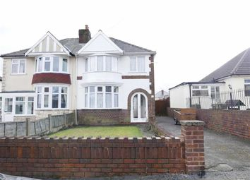 Thumbnail 3 bed semi-detached house to rent in Highbury Avenue, Rowley Regis