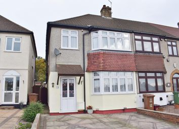 Thumbnail 4 bed end terrace house for sale in Lakeside Close, Sidcup, Kent