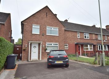 Thumbnail 3 bed end terrace house for sale in St. Lawrence Road, Barnwood, Gloucester