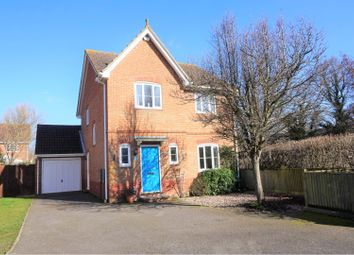 Thumbnail 4 bed detached house for sale in Coulter Road, Ashford