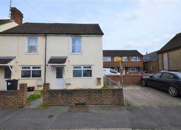 Thumbnail 2 bed semi-detached house to rent in Lower Denmark Road, Ashford, Kent
