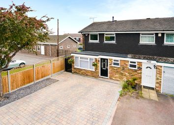 Thumbnail 3 bed semi-detached house for sale in Dedworth Road, Windsor