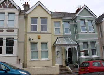 Thumbnail 3 bed terraced house for sale in Meredith Road, Plymouth