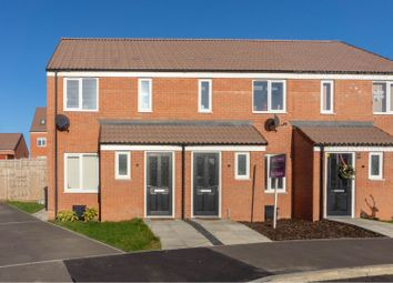 Thumbnail 2 bed terraced house for sale in Linus Grove, Cardea, Peterborough