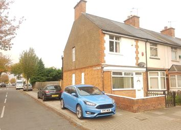 Thumbnail 2 bed end terrace house for sale in Essex Road, Off Gipsy Lane, Leicester