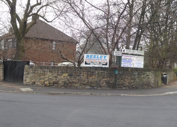 Thumbnail Land for sale in Niagara Road, Sheffield, South Yorkshire