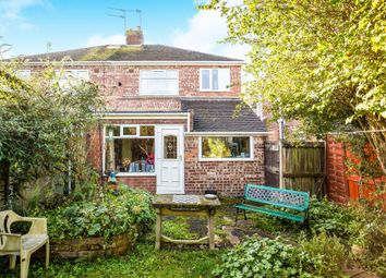 Thumbnail 3 bed semi-detached house for sale in Cobham Road, Moreton, Wirral