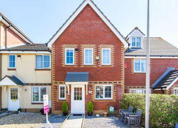 Thumbnail 3 bedroom terraced house for sale in Heol Eryr Mor, Barry