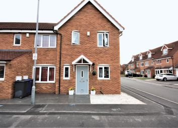Thumbnail 2 bed town house for sale in 81 Kingfisher Drive, Barnsley