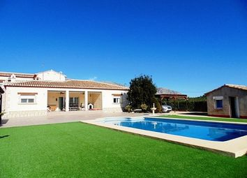 Thumbnail 4 bed country house for sale in 03769 Sanet Y Negrals, Alicante, Spain