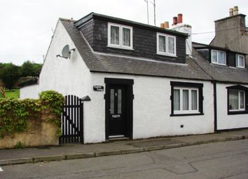 Thumbnail 2 bed end terrace house for sale in 66 Main Street, Kirkcolm