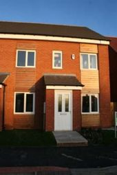 "Thumbnail 3 bed terraced house for sale in ""The Hutton"" at St. Aloysius View, Hebburn"