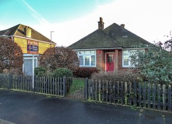 Thumbnail 2 bed bungalow for sale in Elmwood Avenue, Bognor Regis