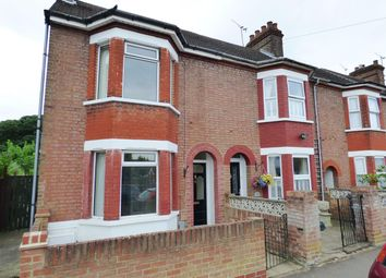 Thumbnail 3 bedroom end terrace house for sale in West Parade, Dunstable