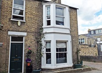 Thumbnail 4 bedroom end terrace house for sale in Trafalgar Road, Cambridge