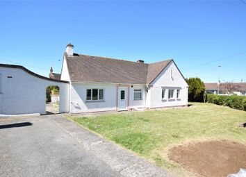 Thumbnail 2 bed bungalow for sale in St. Michaels Road, Stratton, Bude