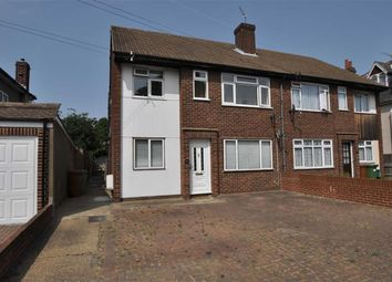 Thumbnail 2 bed maisonette to rent in Glynde Road, Bexleyheath