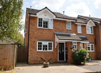 Thumbnail 3 bed end terrace house for sale in Chelsea Close, Worcester Park