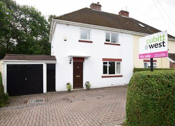 Thumbnail 3 bed semi-detached house for sale in Copsleigh Avenue, Redhill, Surrey