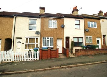 Thumbnail 3 bed terraced house to rent in Holywell Road, Watford