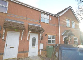 Thumbnail 2 bed terraced house for sale in Beachill Crescent, Havercroft, Wakefield