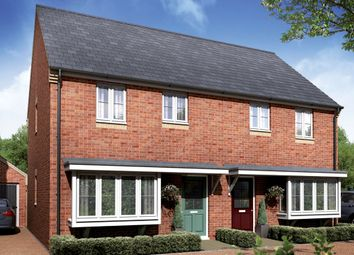 Thumbnail 3 bed semi-detached house for sale in West Road, Bourne